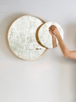 Spiegelschrank - öffnen///mirror cabinet - how to open