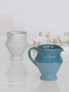 Boccalino blau und Boccalino grau///blue and gray Boccalino