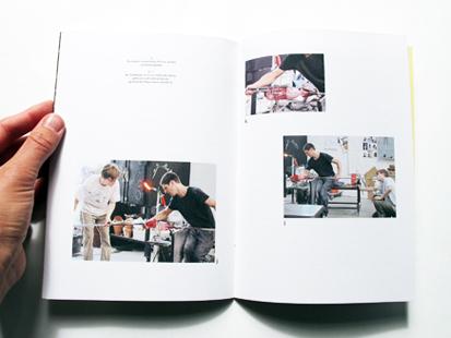 Heft 'der Glasmacher'///Booklet 'the Glassmaker'