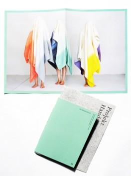 Poster & Heft 'die Handweberin'///poster & booklet 'the Hand-weaver'