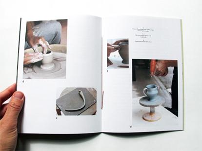 Heft 'die Keramikerin'///Booklet 'the Ceramist'